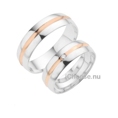i 316-6mm-0,02ct trouwringen b